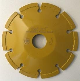 Convex 125mm Segmented Diamond Blade