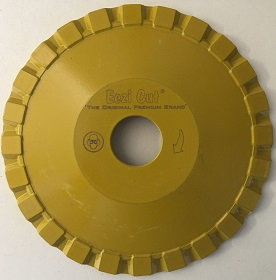 Convex 125mm Turbo Diamond Blade
