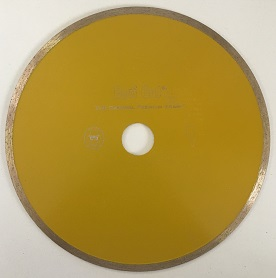 Yellow 180mm Continious Diamond Blade