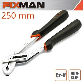 "FIXMAN WATER PUMP PLIERS 10""/250MM"