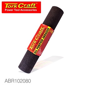 FLOOR PAPER ROLL 300MM X 1M 80 GRIT