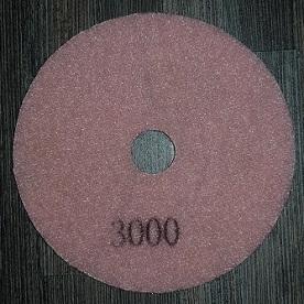 Diamond Polishing Pad 3000Gritt - White